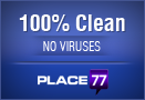 PLACE77 is validating that TV 4.0 is Clean and Safe to install-This product was tested by Place77.com editor