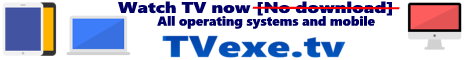 Watch Live TVexe online free at tvexe.tv