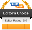 5 star award at tamindir.com